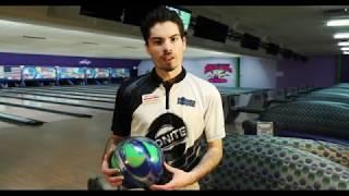 Ebonite Impact Ball Review Video