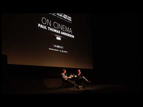 INHERENT VICE - AUDIO - Paul Thomas Anderson Interviewed By Kent Jones At NYFF52