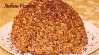 Торт «Муравейник» домашний рецепт. Муравейник Торт. Очень вкусный!