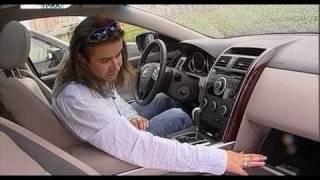 Mazda CX9 против Honda Pilot - Наши тесты