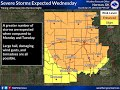 Severe Weather Outlook for This Week- April 29, 2018