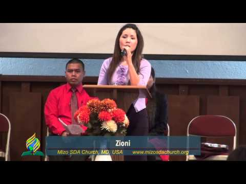 Zioni - A Va Na Em (Mizo SDA Church Music)
