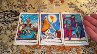 TAROT DAILY LOVE GENERAL MESSAGES MARCH 9, 2017