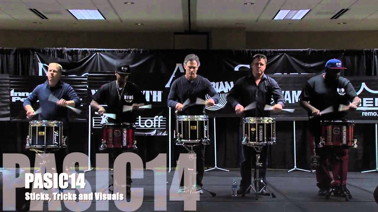 Check out this clip from PASIC!P