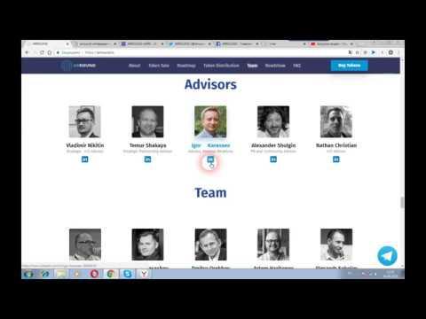 ARROUND - децентрализованная платформа дополненной реальности для рекламодателей и брендов