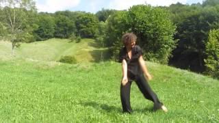 5Ritmi   5Rhythms   un'onda nella natura con Marcella Panseri
