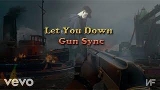 Download Lagu NF - Let You Down: Gun Sync w/ Lyrics Gratis STAFABAND