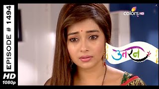 Uttaran - उतरन - 27th October 2014 - Full Episode(HD)