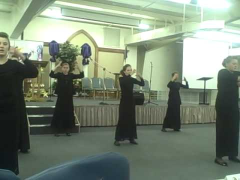 Lord Your Holy, by Camden United Christian Academy in TN.
