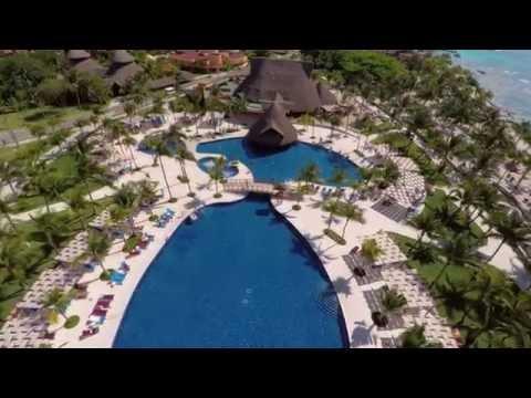 Barceló Maya Beach & Barceló Maya Caribe   Aerial View