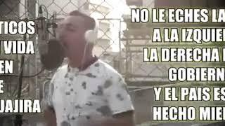 RAPERO INVITA A VOTAR POR PETRO  REALIDADES 2.0 - Mr.Leo