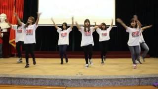 Bài nhảy chính thức LỄ HỘI XUÂN HỒNG 2016   Như hoa mùa xuân
