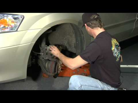 Auto Repair & Maintenance : How to Change Brake Pads