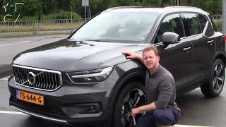 VOLVO XC40 D3 Inscription review