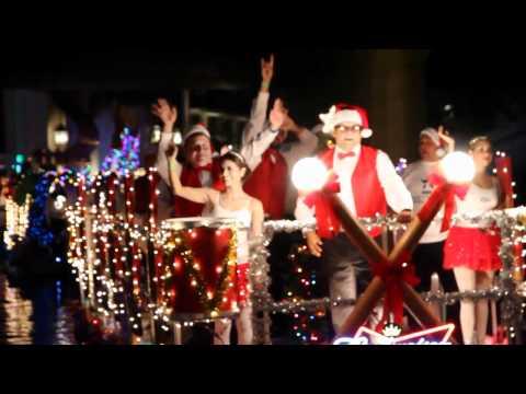 2011 Riverwalk Holiday Parade (HD)