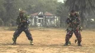 NCC Training at Army Camp Jagiroad.mpg