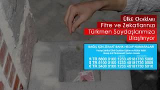 Ülkü Ocakları Fitre ve Zekatlarınızı Türkmen Soydaşlarımıza Ulaştırıyor