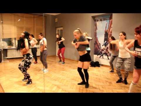 Tok Ft. Lahlipop booty Clap - Wine & Twerk By Botka video