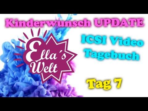 Ella's Welt - ICSI/IVF Tagebuch - Tag 7