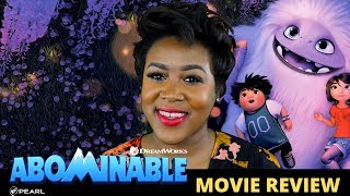 Abominable Movie Review (TIFF 2019)