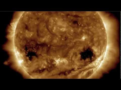 2MIN News October 8, 2012: Magnetic Storm in Progress