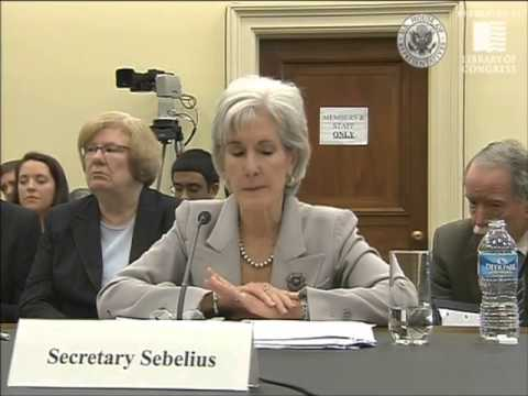 Sebelius Claims Young People Won't Pay 25-150% More for Health Insurance in MD