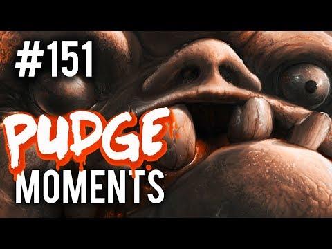 Dota 2 Pudge Moments Ep. 151