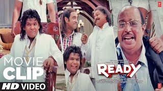 Teacher scene - Comedy must watch from Ready Movie