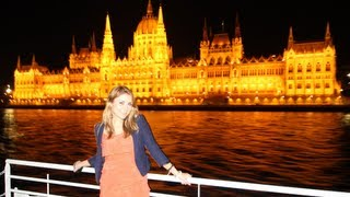 BATHING IN BUDAPEST// Hungary