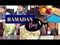 Getting Ready & Ramadan Day 1 Vlog