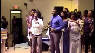 Minister Nii Addo @ Jesus Power Youth Day