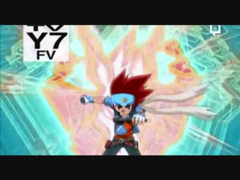 Beyblade Metal Fusion Theme Song video