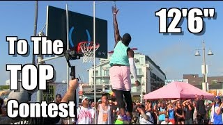 "Anthony Hamilton Hits 12'6"" @ VBL ""To The Top"" Contest"