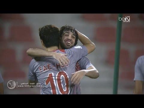 لخويا 3-1 العربي ( أهداف لخويا Lekhwiya Goals ) بي أن سبورت