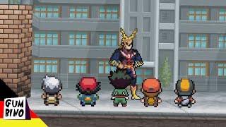 Wenn Pokémon Trainer in My Hero Academia wären