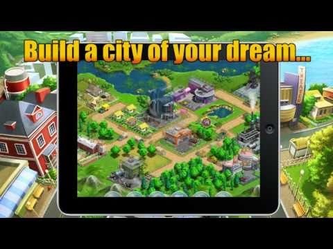 0 Virtual City HD for the iPad