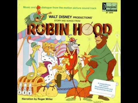Robin Hood Disney Ost - 39 Escaping The Castle video