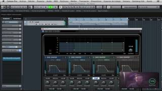 Tutorial Cubase: Multiband Envelope Shaper
