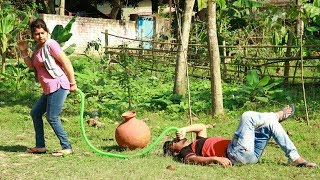 Very Funny Stupid Boys_Top Comedy Video 2020_Try Not To Laugh_Episode 63_By Fun ki vines