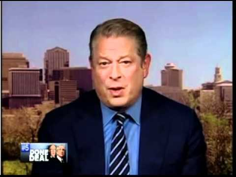 Al Gore on the Tea Party's relation to corporations; 'Our democracy has been withering on the vine.'