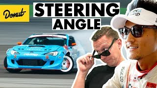 Steering angle - How it Works | SCIENCE GARAGE