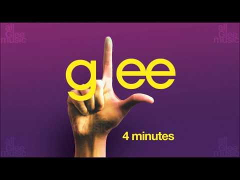 4 Minutes | Glee [HD FULL STUDIO]