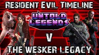 Resident Evil Timeline: Part 5 (Wesker's Legacy)