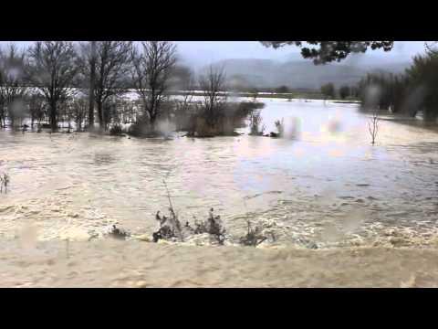 Гоми, Хашури, наводнение