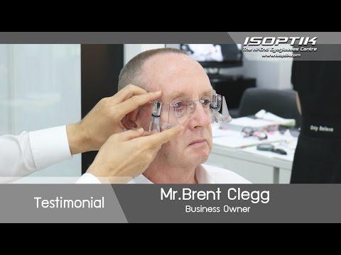 ISOPTIK Interviews Mr.Brent Clegg