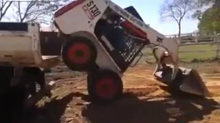 bobcat driver level 100 agility