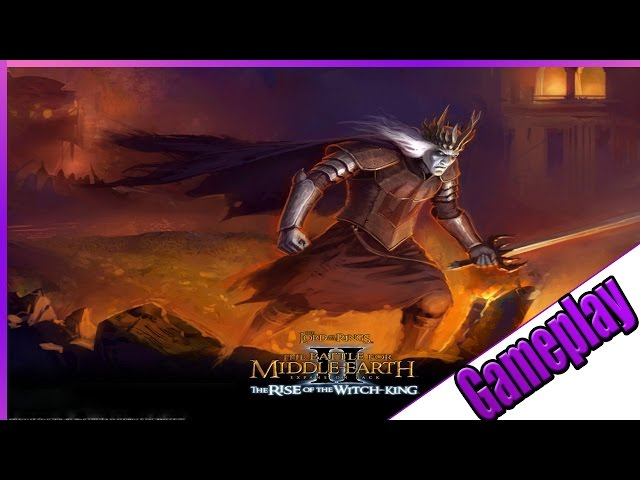Руководство запуска The Lord of the Rings: The Battle for Middle-earth II - The Rise of the Witch-king по сети