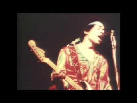 Jimi Hendrix - All Along The Watchtower Live