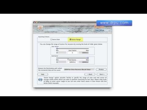 DRPU.com Mac usb drive data recovery software mac usb recovery recover restore data pen drive