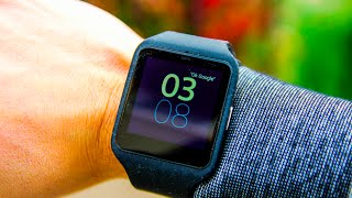 Sony Smartwatch 3 la recensione di HDblog.it
